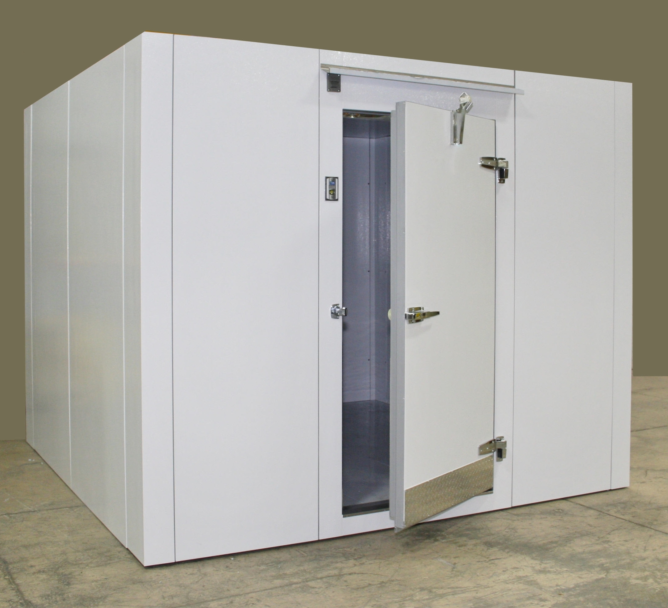 Lauro Equipment Custom Walk In Freezer 6 X6 X7 With Floor