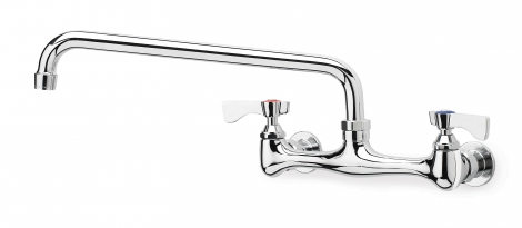 Krowne 12-812L Splash Mounted Commercial Series Faucet