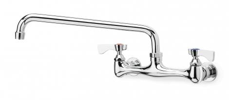 Krowne 12-812L Splash Mounted Commercial Series Faucet