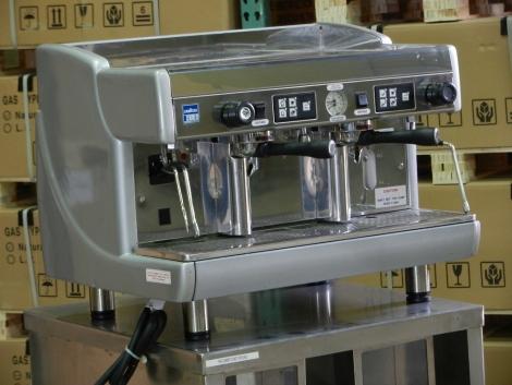 Wega EVD/2N-LA Semi-Automatic Cappuccino Espresso Machine