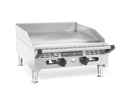 "American Range AEMG-24 24"" Manual Griddle Gas"