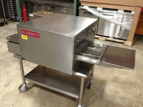 Blodgett MT1828g Gas Conveyor Oven