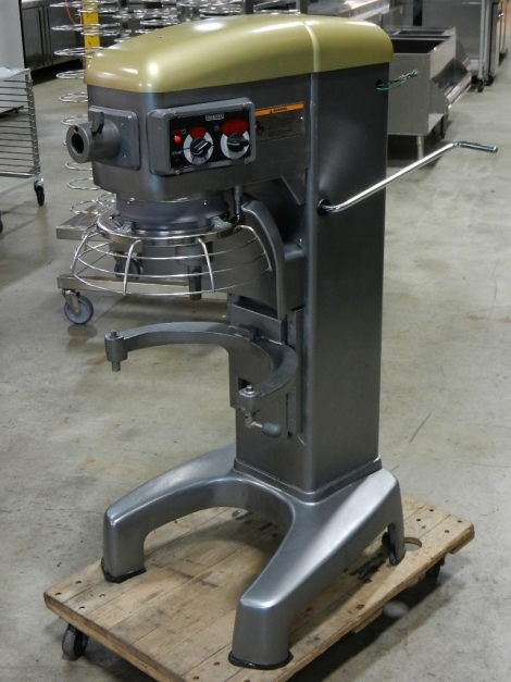 Hobart Legacy HL400 Commercial Planetary Floor Mixer