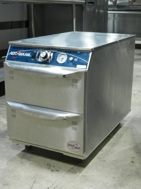 Alto-Shaam 500-2DN Halo Heat Narrow Warming Drawer