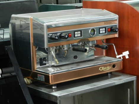 Astoria AEAP2 Semi-Automatic Espresso Machine