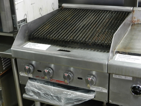 Southbend HDC-24 Countertop Gas Charbroiler