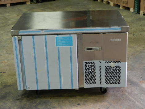 Infrico MR1220 1 Door Work Top Refrigerator
