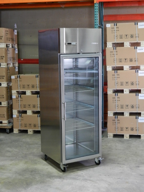 Infrico AGB 701 CR 1 Door Display Case Refrigerator