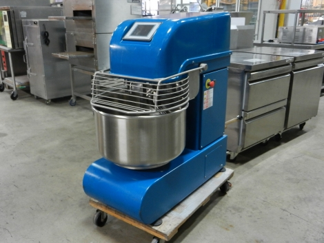 Thinking Foods Smart Dough System SDS 40 88lbs. Spiral Mixer