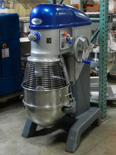 Vollrath MIX1060 3 Speeds Commercial Planetary Floor Mixer