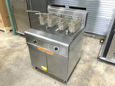 Frymaster FPP245SD         4 Basket Fryer