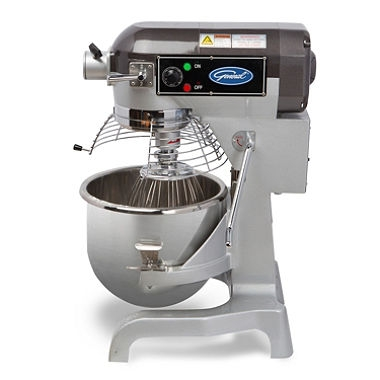 General GEM120 20qt Commercial Planetary Mixer