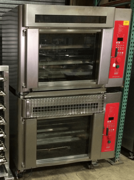 Hardt INFERNO 3000 Automatic Rotisserie Oven