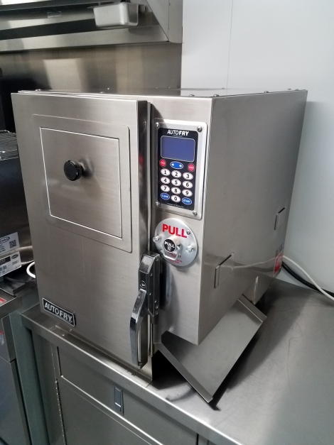 AutoFry MTI-10X Automatic Ventless Fryer Electric