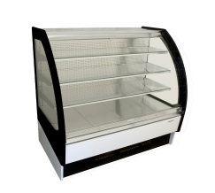 Infrico Display Case IDC-VBR12SS
