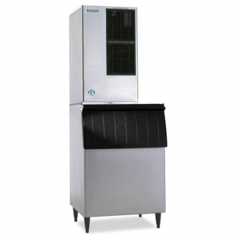 Hoshizaki KM-650MAH Air Cooled Ice Maker w/ B-500PF Bin
