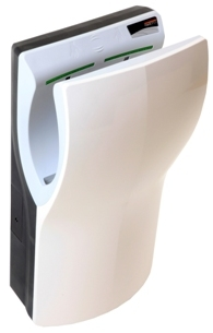 Saniflow DUALFLOW PLUS High Speed Dual Hand Dryer