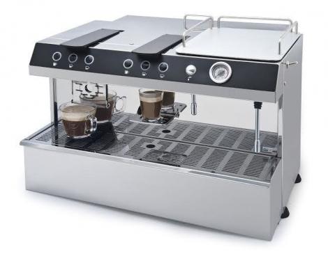 Mokarabia MULTICAP Professional Espresso Machine