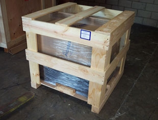Custom Pallet & Partial Crating Services
