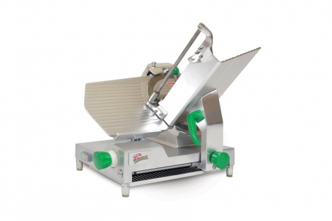 """Primo PS-12D 12"""" Deluxe Meat Slicer"""