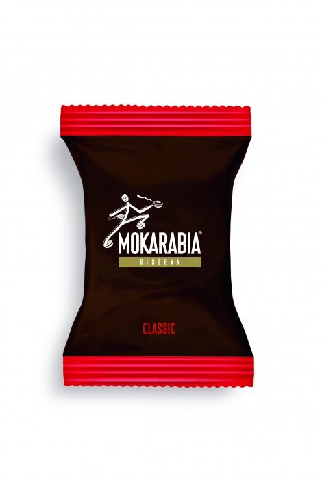 Mokarabia Riserva Classic Coffee Capsules Case of 100
