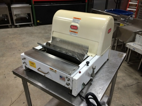 "Berkel MB 1/2"" Bread Slicer"