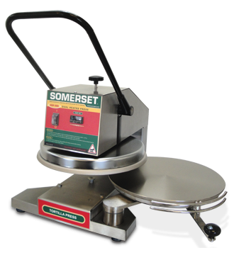 Somerset SDP-800 Pizza Dough Press