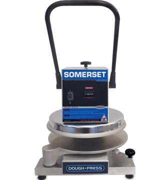 Somerset SDP-747 Pizza Dough Press