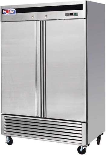 US Refrigeration USBV-48F 2 Door Reach-In Freezer