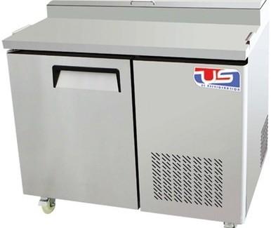 US Refrigeration USPV-44 1 Door Pizza Prep Table