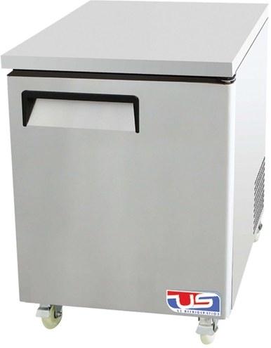 US Refrigeration USUV-28 1 Door Undercounter Refrigerator