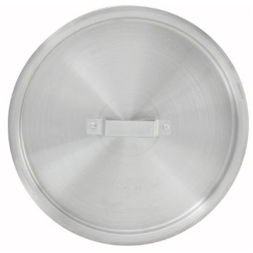 Winco ALPC-40 Quarter Precision Stock Pot Cover
