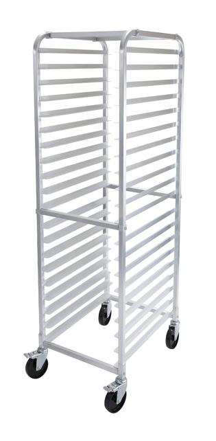 Winco ALRK-20 20 Tier Sheet Pan Rack