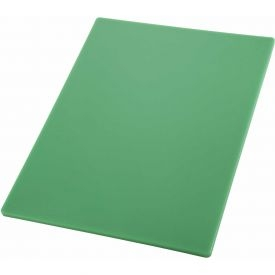 Winco CBGR-1520 Green Cutting Board
