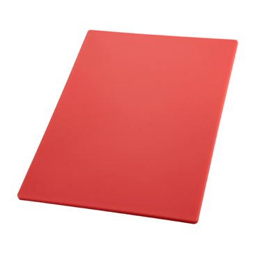 Winco CBRD-1520 Red Cutting Board