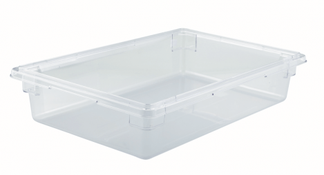 Winco PFSF-6 Clear Storage Box