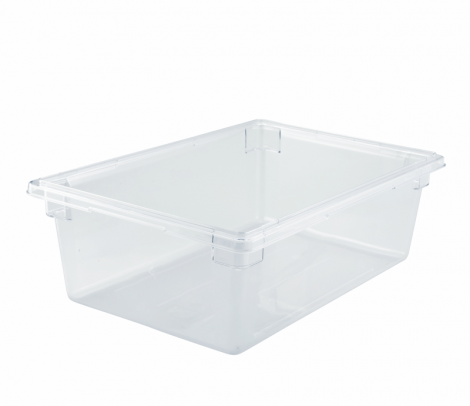 Winco PFSF-9 Clear Storage Box
