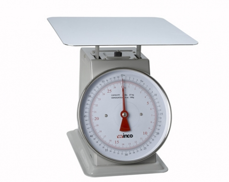 Winco SCAL-960 Scale with 60Lbs Graduation
