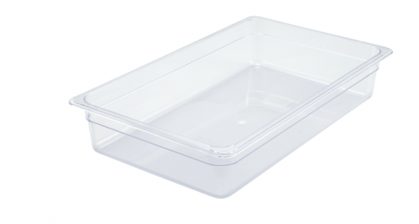 "Winco SP7104 4"" Full Size Food Pan"