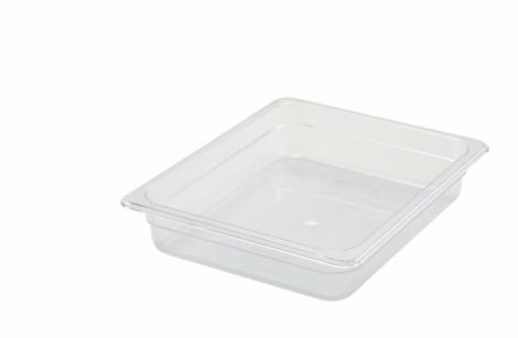 "Winco SP7202 2.5"" Half Size Food Pan"
