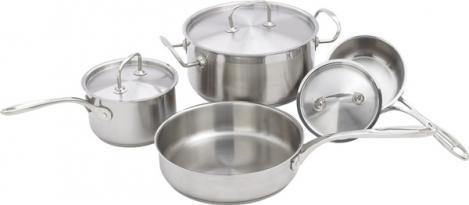 Winco SPC-7H 7 piece Cookware Set