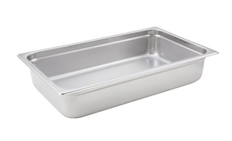 Winco SPJH-104 Full Size Food Pan