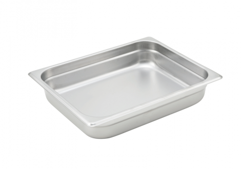 Winco SPJH-202 Half Size Food Pan