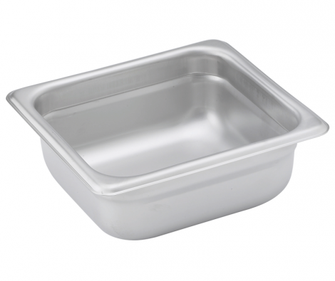 Winco SPJH-602 1/6 Size Food Pan