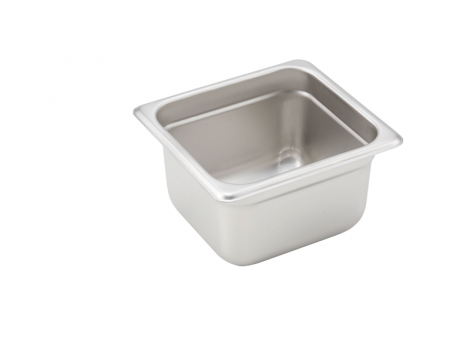 Winco SPJH-604 1/6 Size Food Pan