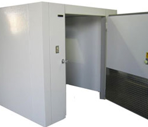Lauro Equipment Custom Walk In Cooler 8 X10 X7 No Floor