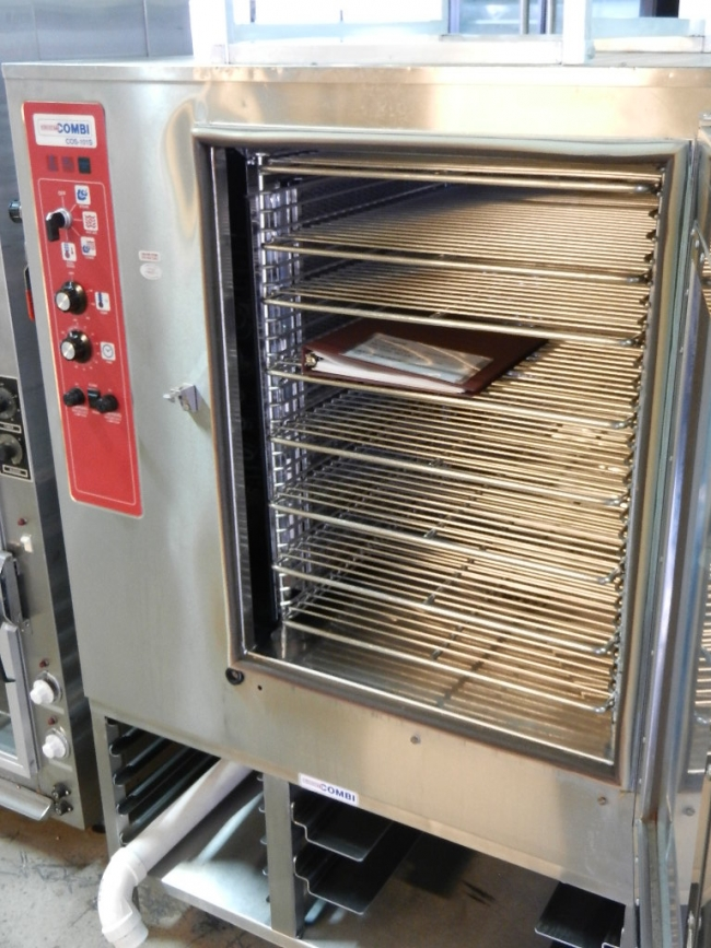 Blodgett Cos 101s Electric Combination Oven Steamer