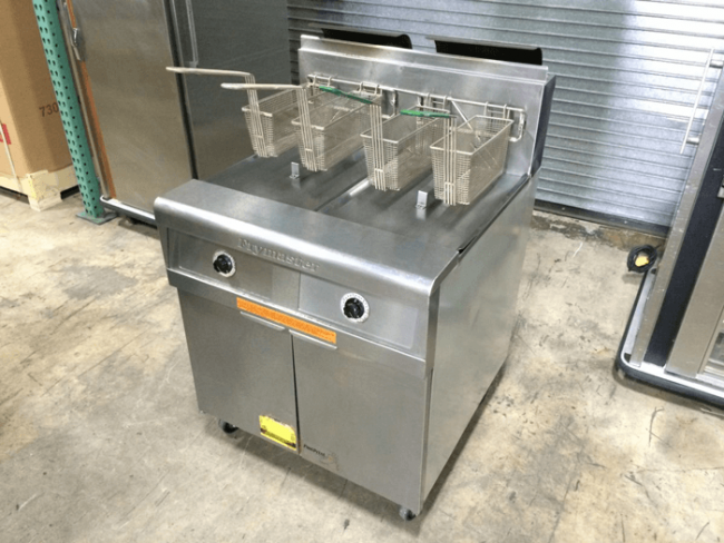 Frymaster Fpp245sd 4 Basket Fryer Lauro Equipment
