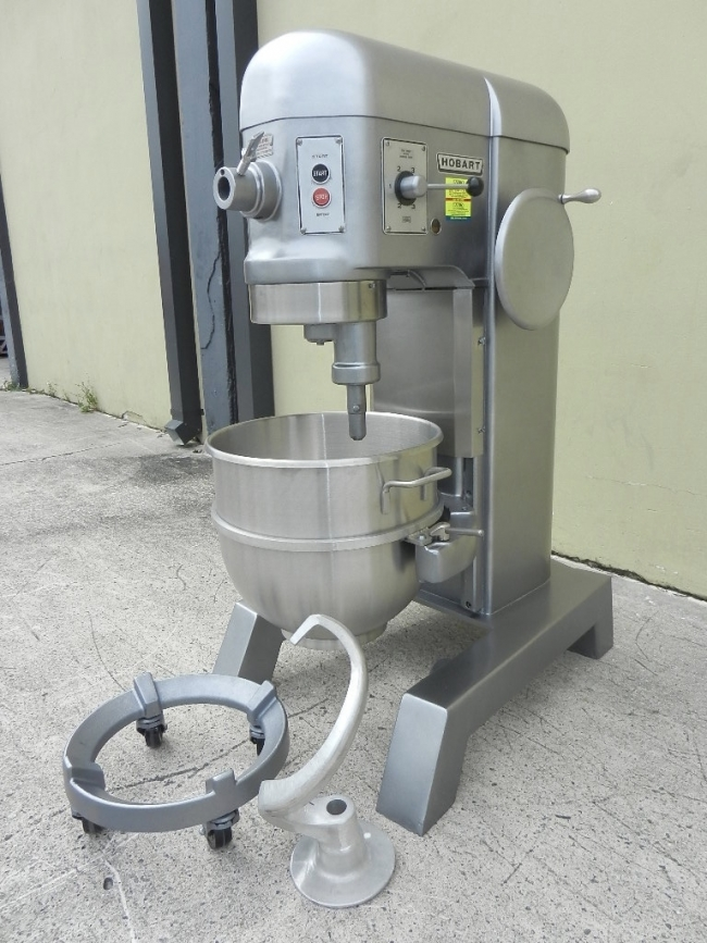 """Hobart H-600 60qt. All Purpose Mixer w/""""New"""" Stainless ..."""