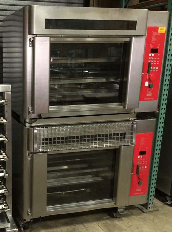 Hardt Inferno 3000 Automatic Rotisserie Oven Lauro Equipment